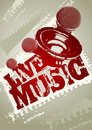 Live Music - link to Gigs page